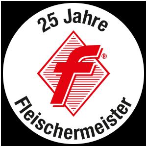 25 Jahre Fleischermeister